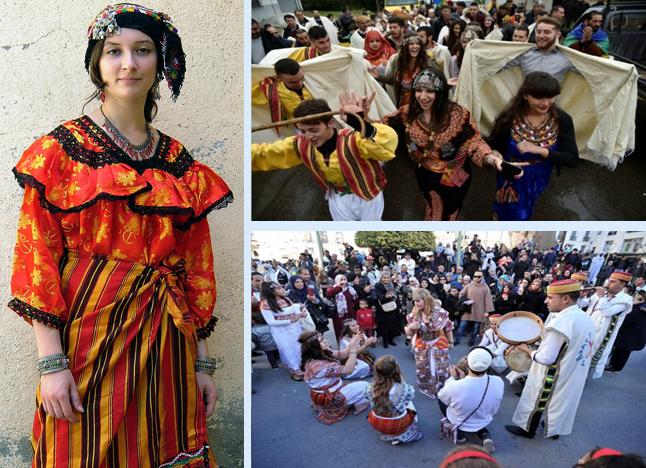 Yennayer 2971:  Batna abrite les festivités officielles du nouvel an amazigh - Algérie