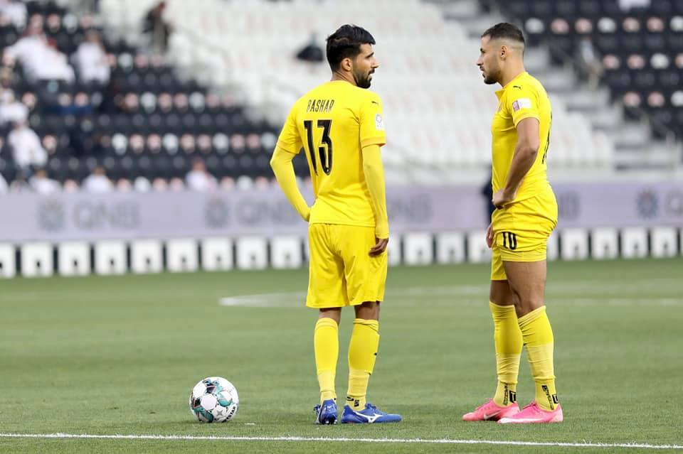 ALG: 11e but pour Belaïli en QSL - Algérie