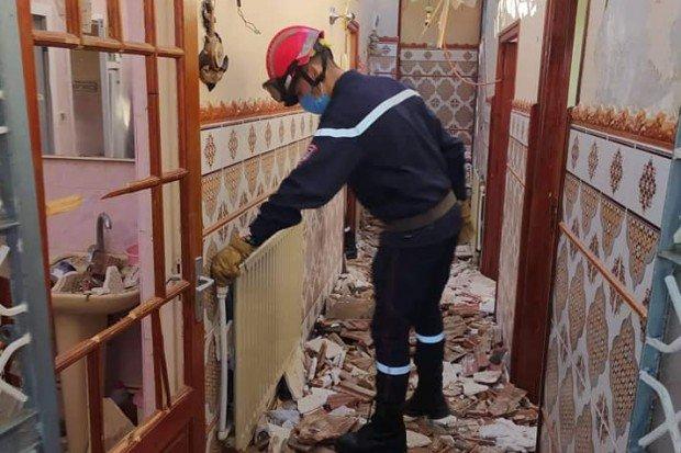 Ait Yahia Moussa (Tizi-Ouzou): un mort et trois blessés dans une explosion de gaz - Algérie