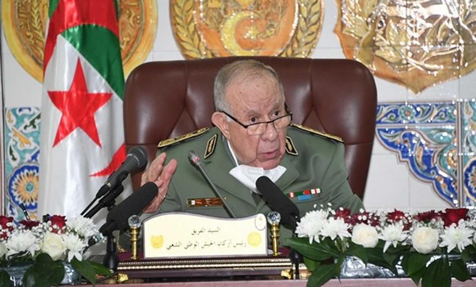 Défense :  L'appel de Saïd Chanegriha à faire face aux «énormes et dangereux défis» - Algérie