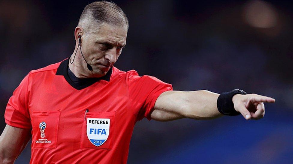 Coupe du Monde des Clubs 2020 (Qatar): La FIFA dévoile la liste des hommes aux sifflets - Algérie