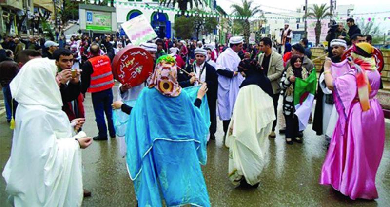 Nouvel an amazigh 2971 à Tébessa : Dans la pure tradition - Algérie