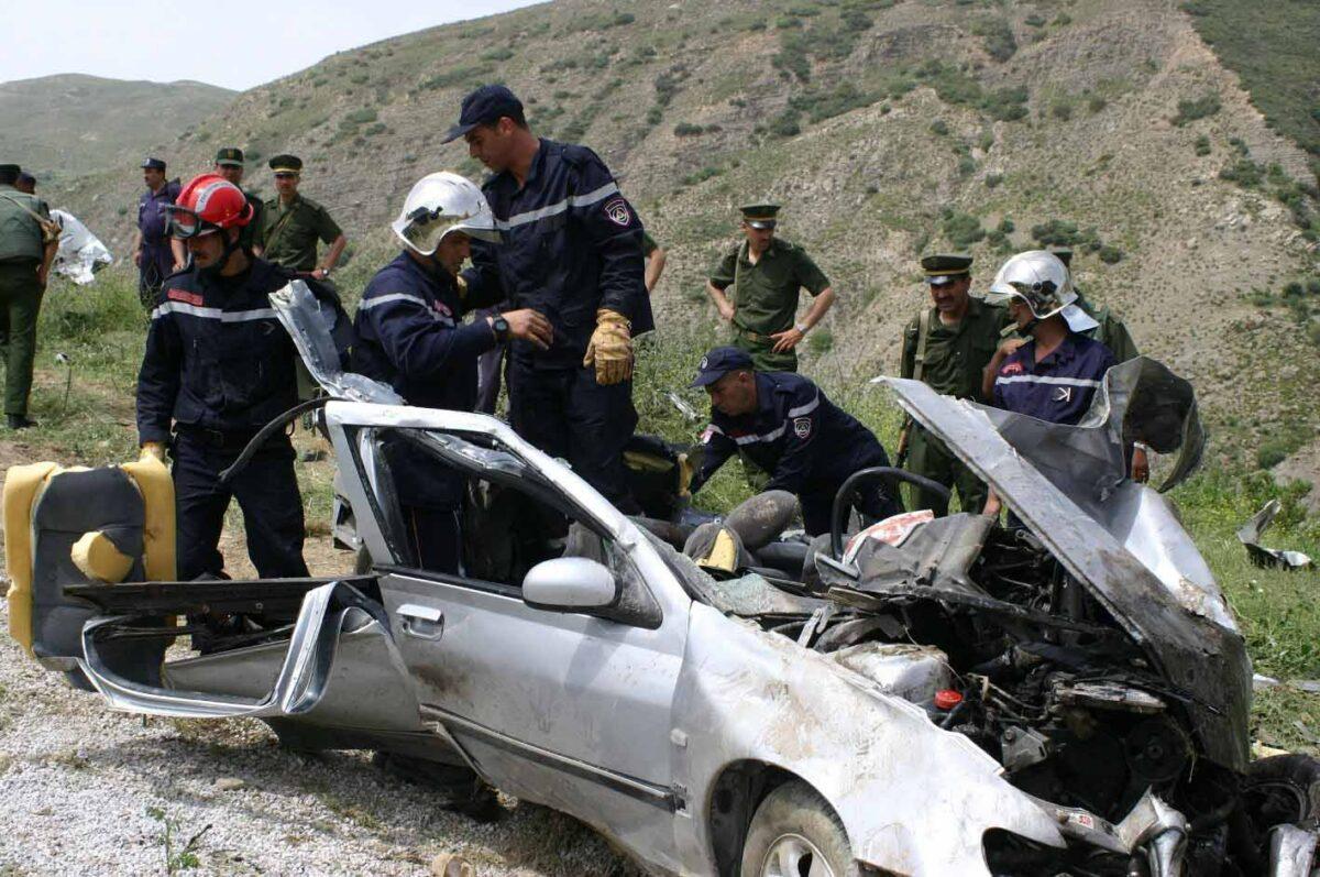 Accidents de la circulation:  137 morts dans les wilayas de la région Centre au cours de l'année 2020