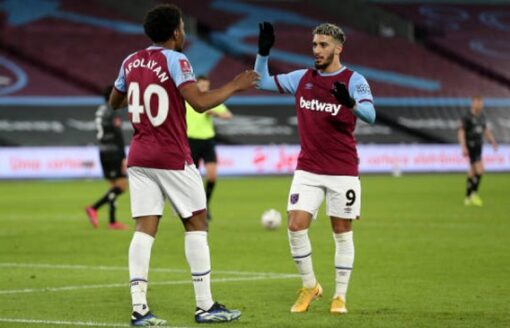 Angleterre : Benrahma passeur en FA Cup