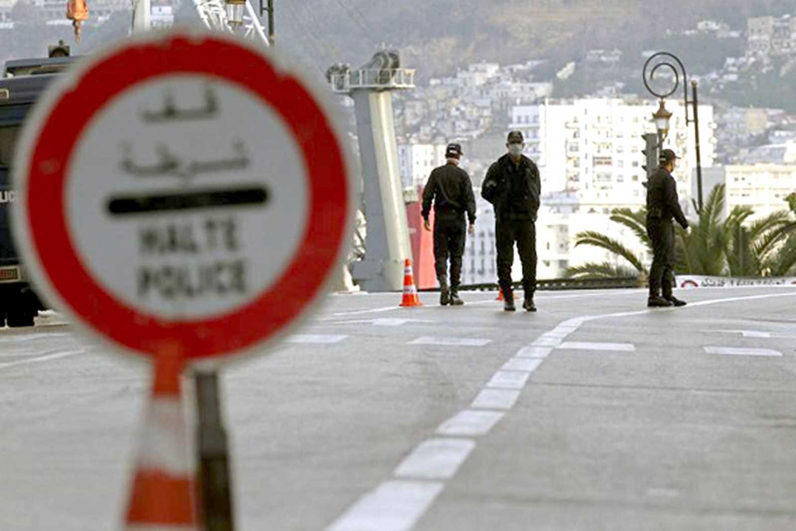 Lutte anti-Covid  : Baisse du nombre de régions soumises au confinement partiel - Algérie