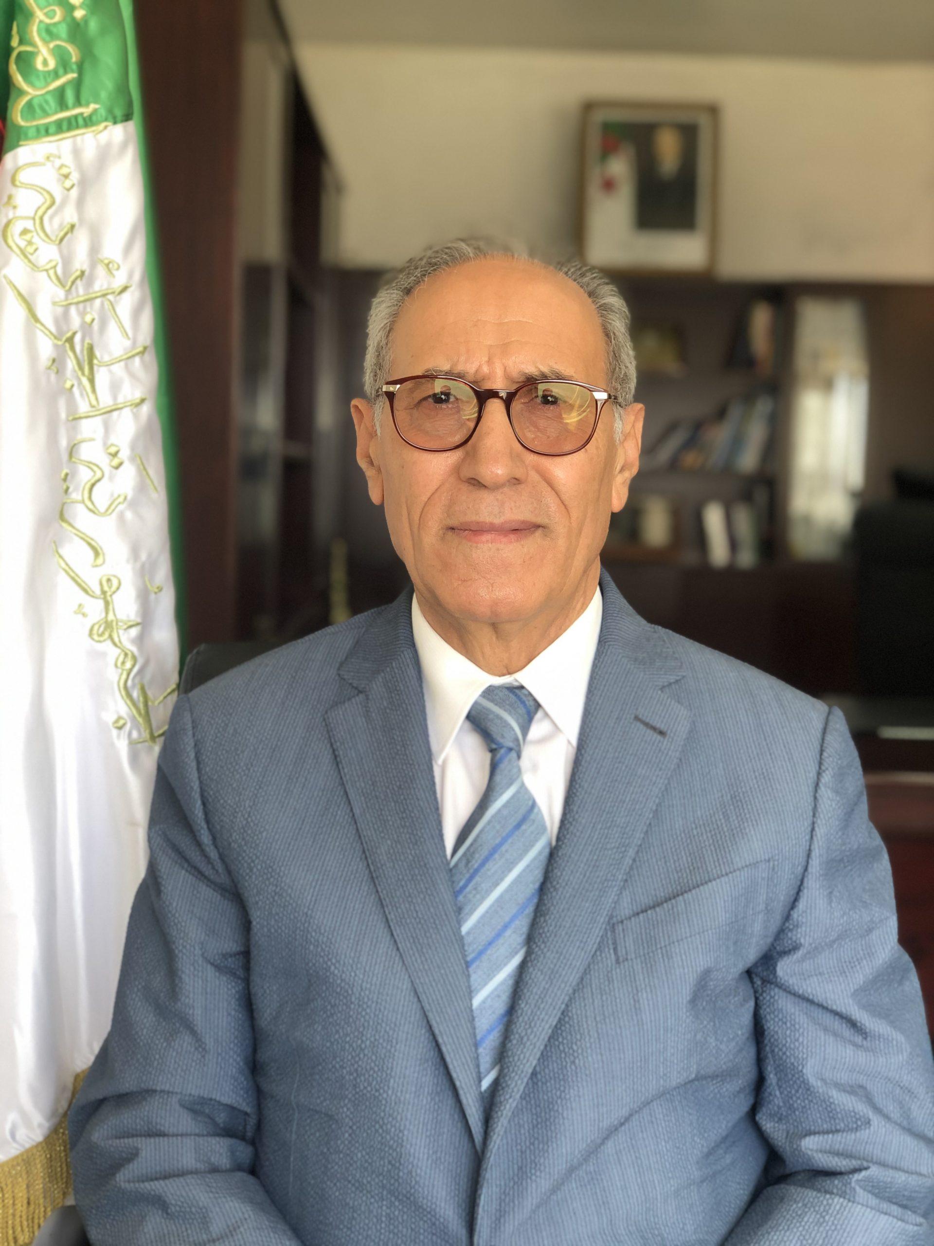 Le Président Tebboune met fin aux fonctions du ministre des Transports Lazhar Hani - Algérie