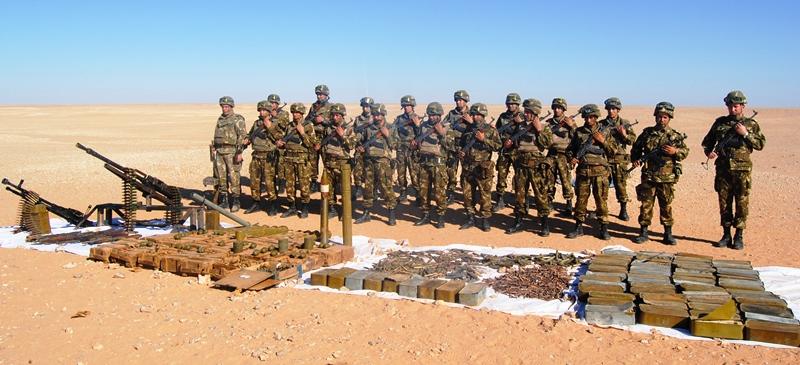 Lutte antiterroriste et contre criminalité : L'ANP réalise des opérations de «qualité» durant une semaine - Algérie