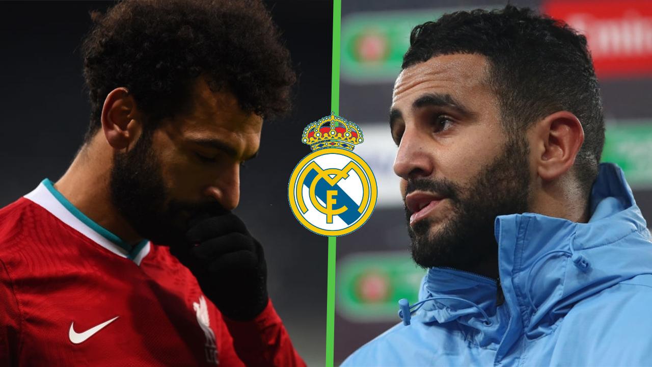 Mahrez – Salah: Un seul ira au Real Madrid l'été prochain - Algérie