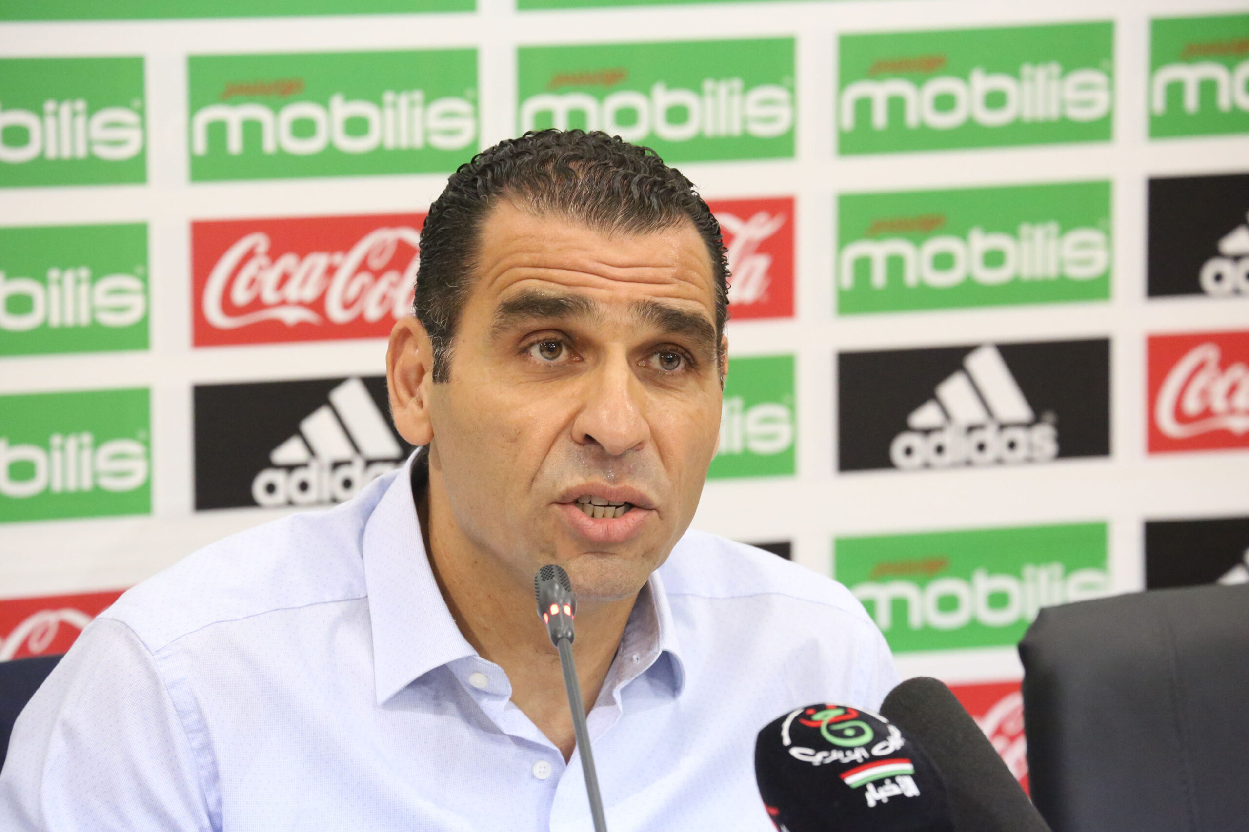 EN U17 : Zetchi « Nous défendons l'intérêt général » - Algérie