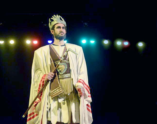 Constantine :  La générale de la pièce «A'oudat Chachnaq» présentée au TRC Mohamed-Tahar-Fergani
