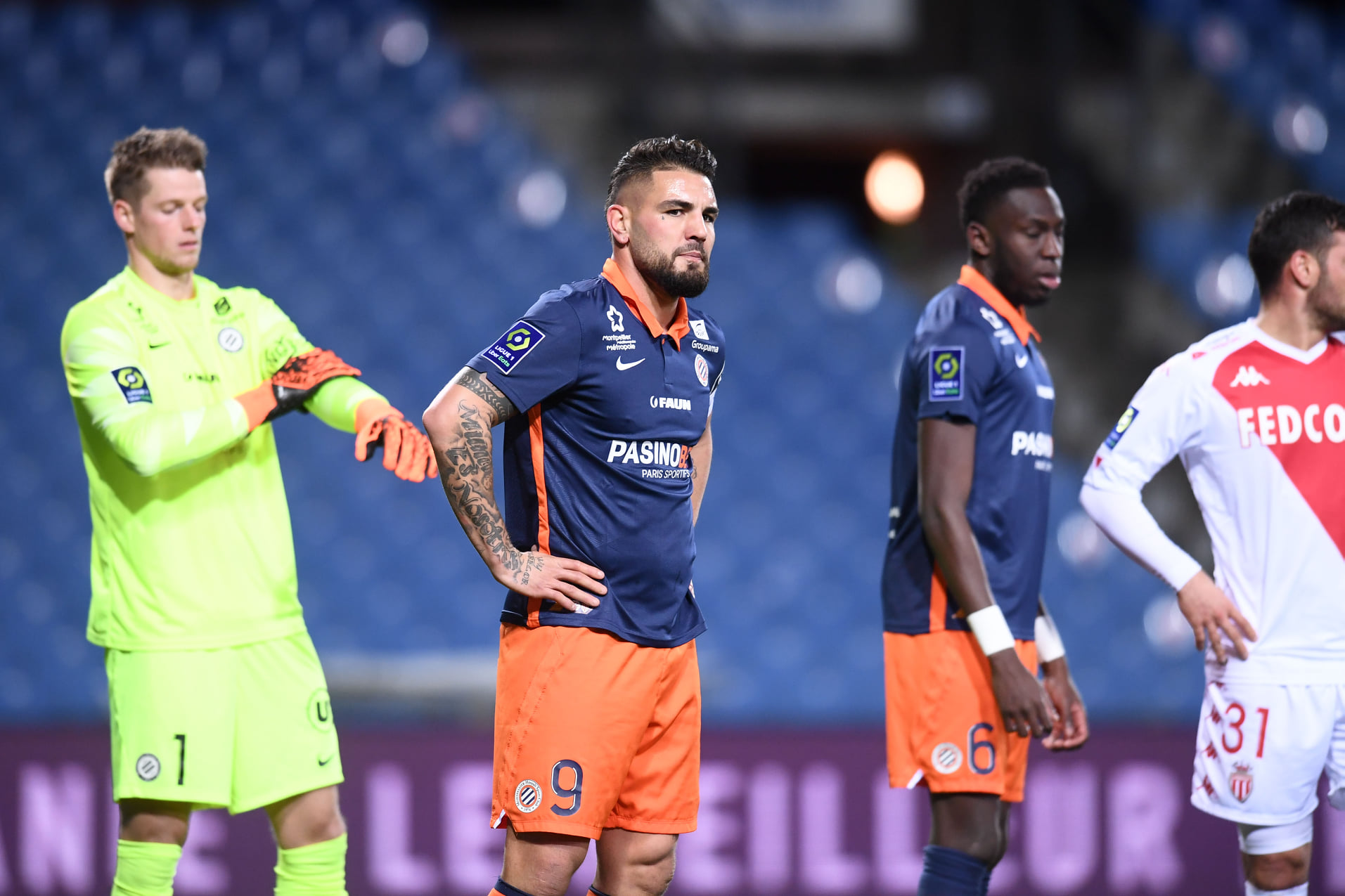 ALG: 9e but de la saison pour Delort - Algérie