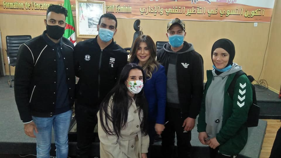 Salima Souakri, charge la négligence des quelques élus sportifs - Algérie