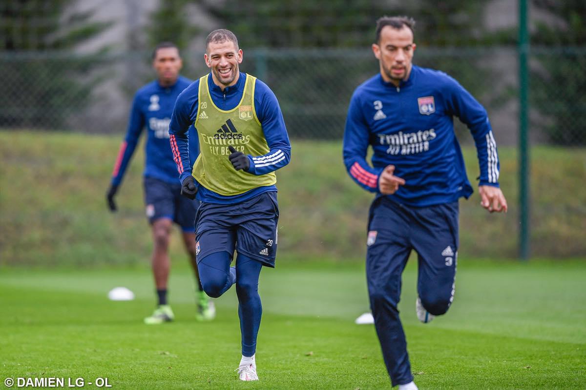 ALG: Garcia : «Slimani sera d'un grand apport» - Algérie
