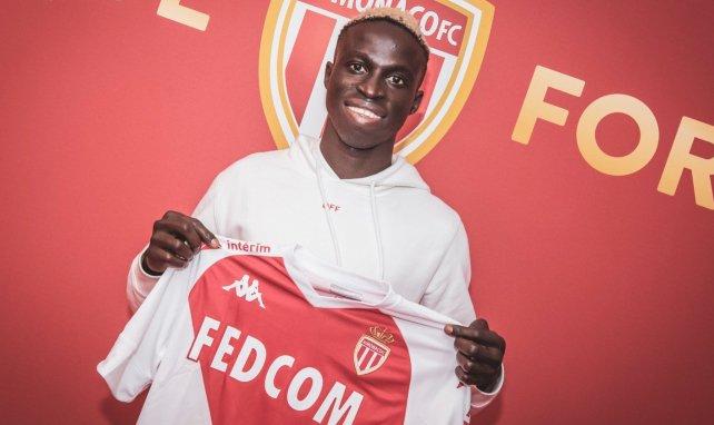 SEN: Krépin Diatta file à l'AS Monaco - Algérie