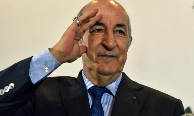 Le Président Tebboune exprime ses encouragements  à l'équipe nationale de handball