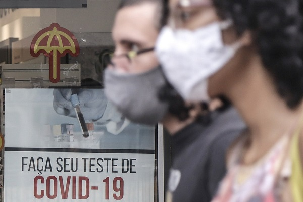Le point sur la pandémie : plus de 2,2 millions de morts - Algérie