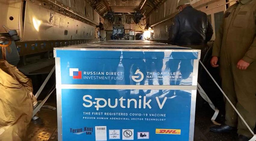 Algérie: Réception du premier lot de vaccin russe anti-Covid-19 Spoutnik-V - Algérie