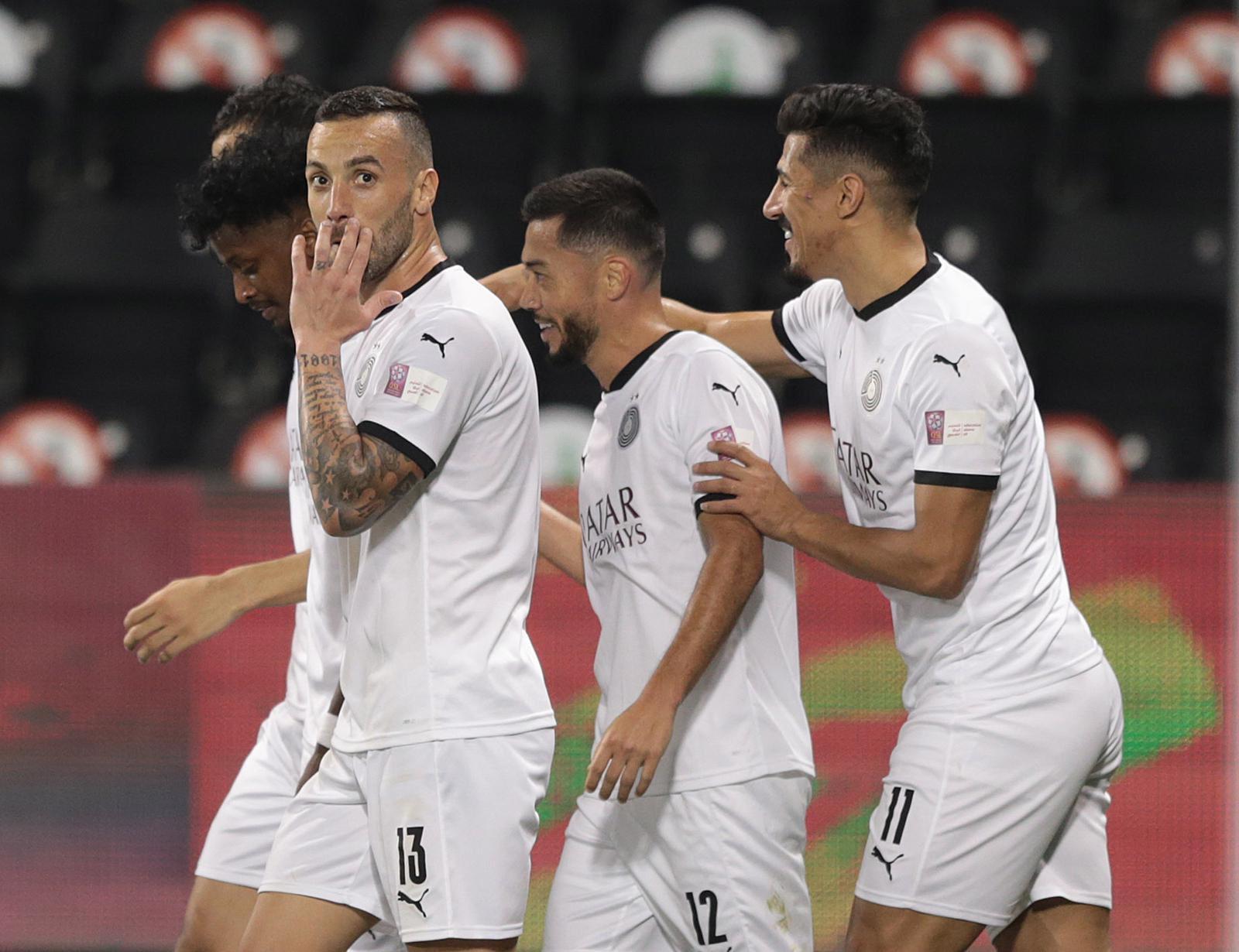 Qatar : Boundjah décisif et qualifié en finale de la Coupe - Algérie