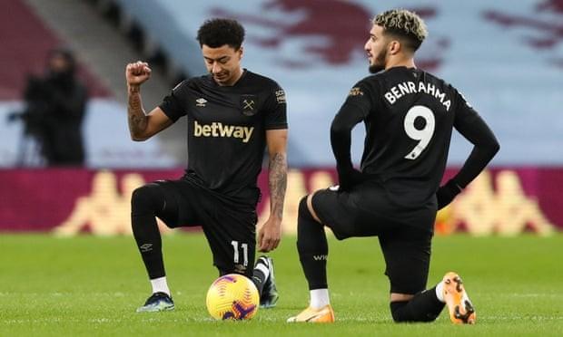 West Ham : David Moyes évoque le duo Benrahma-Lingard - Algérie