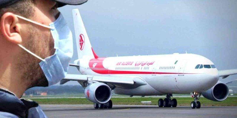 Air Algérie: les vols de rapatriement suspendus du 1erau 31 mars - Algérie
