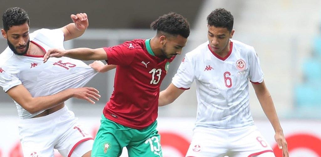 CAN U20: Qualification historique de la Tunisie - Algérie