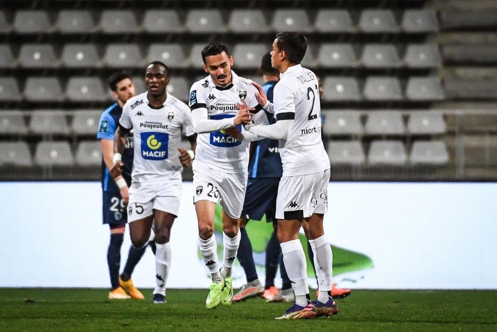 France : Troisième but pour Boutobba avec Niort - Algérie