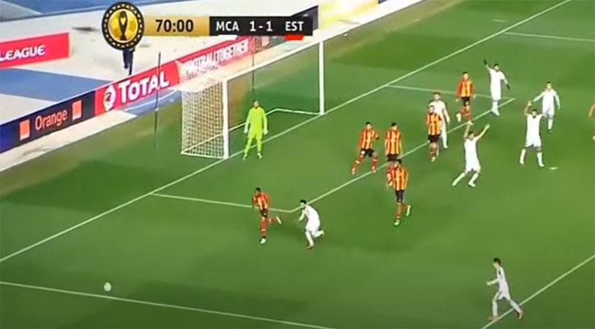Foot/ Ligue des champions d'Afrique (2e J/ Gr.D): le MC Alger et l'ES Tunis se neutralisent (1-1) - Algérie