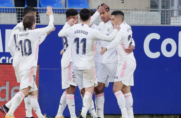 Face à Getafe, le Real Madrid ambitionne de passer devant le Barça - Algérie