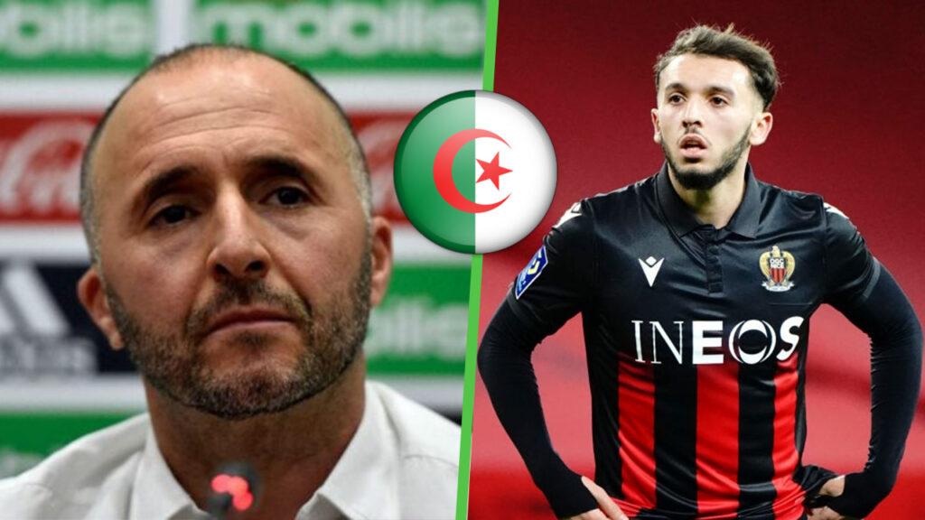 Amine Gouiri en équipe d'Algérie : nouveau rebondissement ! - Algérie