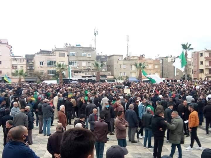 An II du Hirak : Début des manifestations dans plusieurs wilayas - Algérie