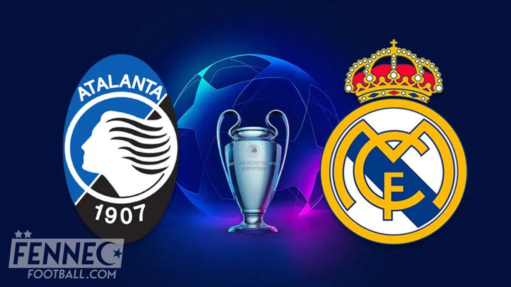Streaming: Atalanta Real Madrid en direct - Algérie
