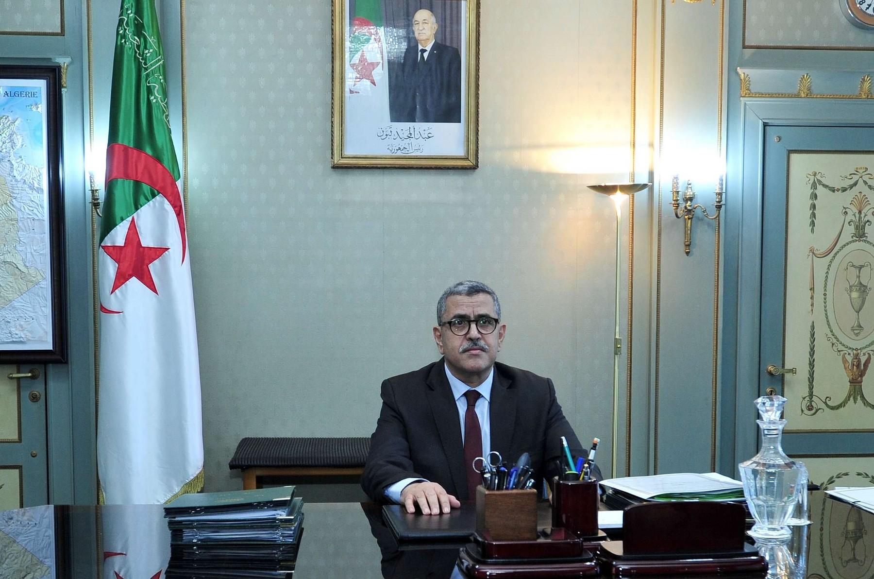 Réunion du gouvernement : examen de trois projets de décrets exécutifs - Algérie