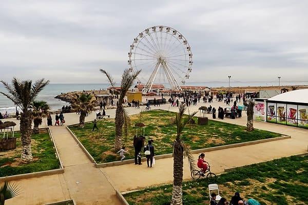 Alger : Voici les horaires d'ouverture et de fermeture des parcs de loisirs - Algérie