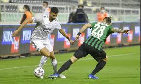 ALG: Premier but de Ghezzal en SüperLig - Algérie