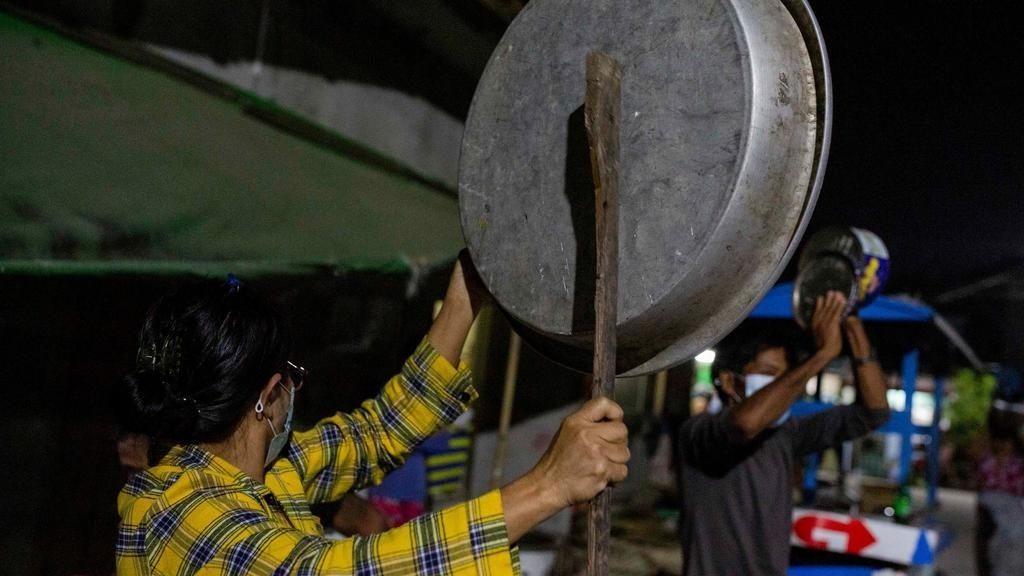 Birmanie: les appels à «la désobéissance civile» se multiplient - Algérie