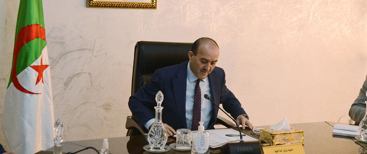 Révision des lois sur la commune et la wilaya: vers la consécration de nouvelles dispositions pour l'encadrement de la gouvernance - Algérie