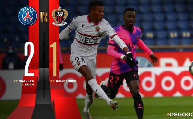 Nice : Boudaoui s'incline face au PSG - Algérie