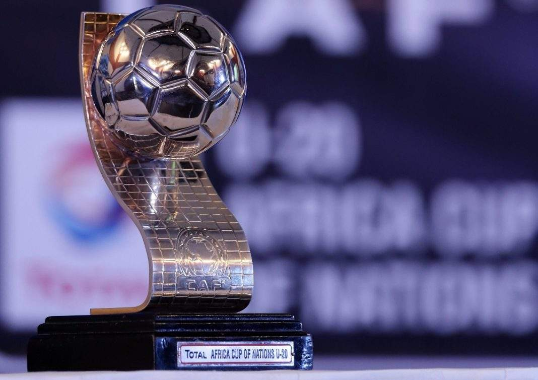 CAN U 20: Les trois groupes - Algérie