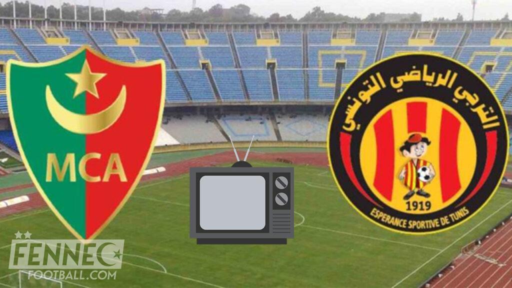 Streaming: MCA ES Tunis en direct - Algérie