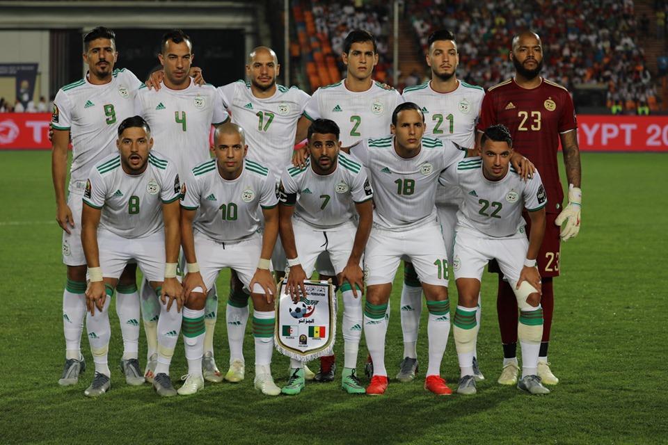 EN : Vers un match amical Algérie-Croatie ? - Algérie
