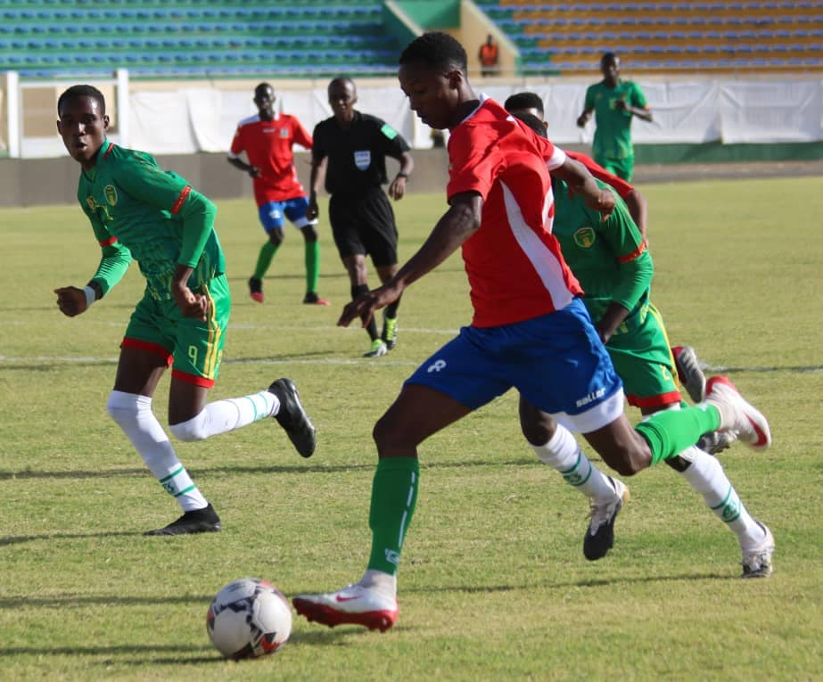 CAN U-20: Le Maroc petitement devant la Gambie - Algérie