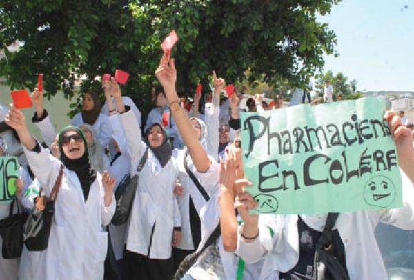 SNAPO : GRÈVE 'BLANCHE' CE DIMANCHE - Algérie