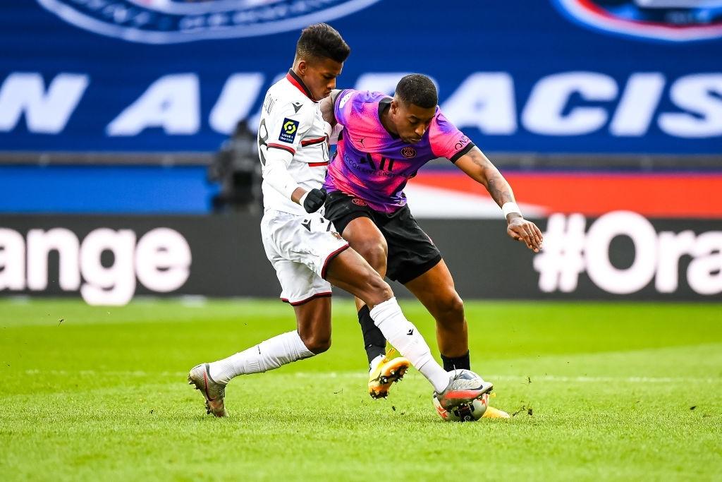 France :  Bon match de Hicham Boudaoui face au PSG - Algérie