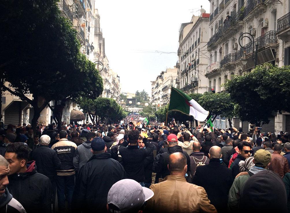 Hirak an II  : Un anniversaire en marchant ! - Algérie
