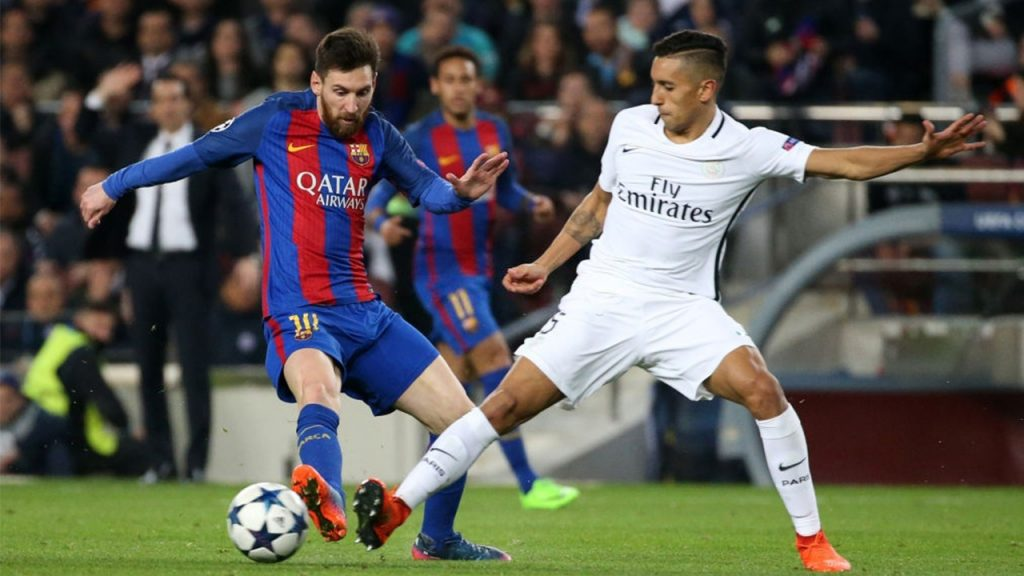 Streaming: Barça PSG en direct - Algérie