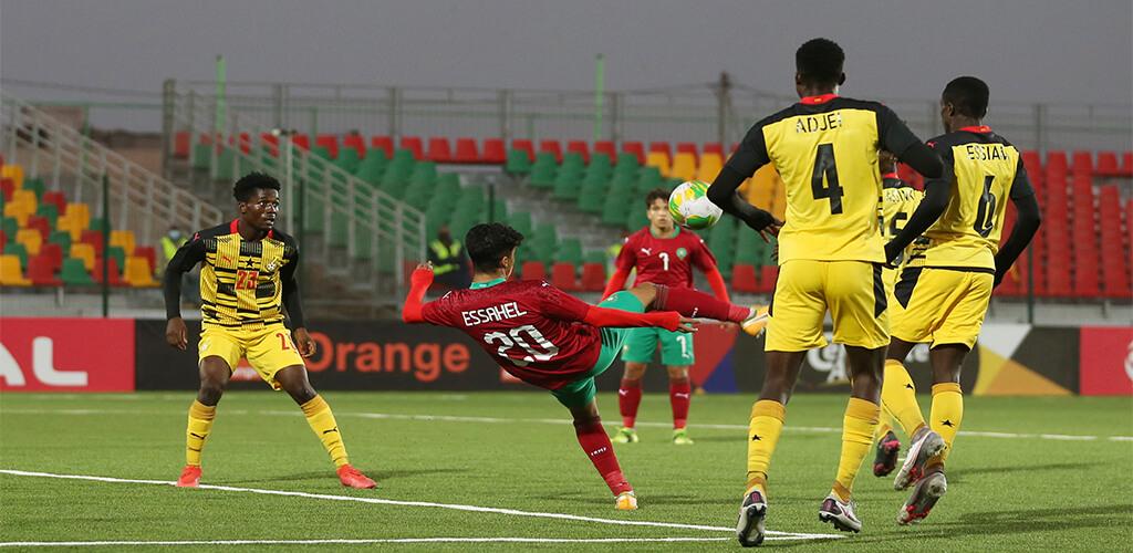 CAN U-20: Pas de vainqueur dans le choc du Groupe C - Algérie