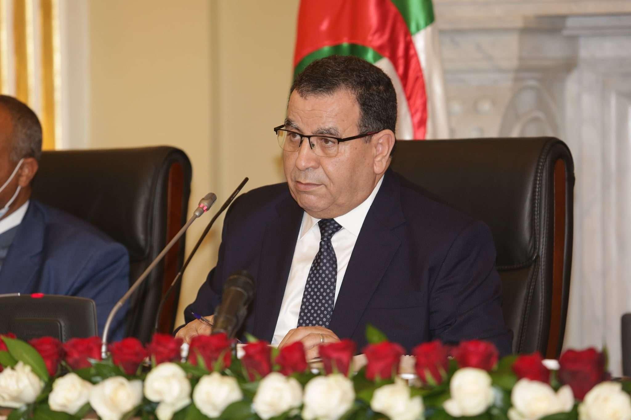 Hachemi Djaaboub: «47000 titulaires de contrats de pré-emploi seront intégrés au niveau national» - Algérie