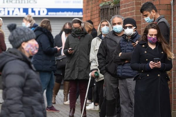 Le point sur la pandémie : plus de 105 millions de cas d'infection diagnostiqués dans le monde - Algérie