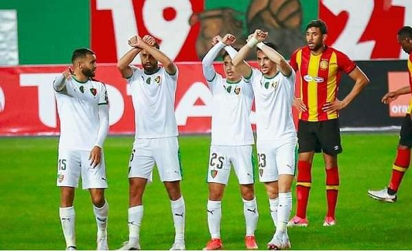 CAF CL : MC Alger 1-1 ES Tunis, le MCA laisse filer deux points - Algérie