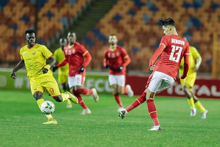 LdC: Al-Ahly déroule dans le derby du Nil - Algérie